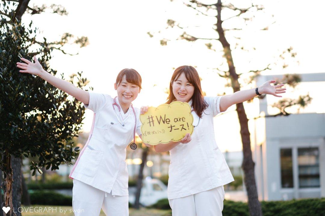 sena × shiho | フレンドフォト(友達)
