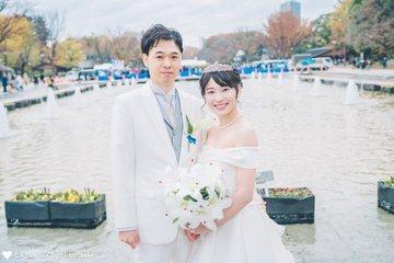 R×H_Wed   夫婦フォト