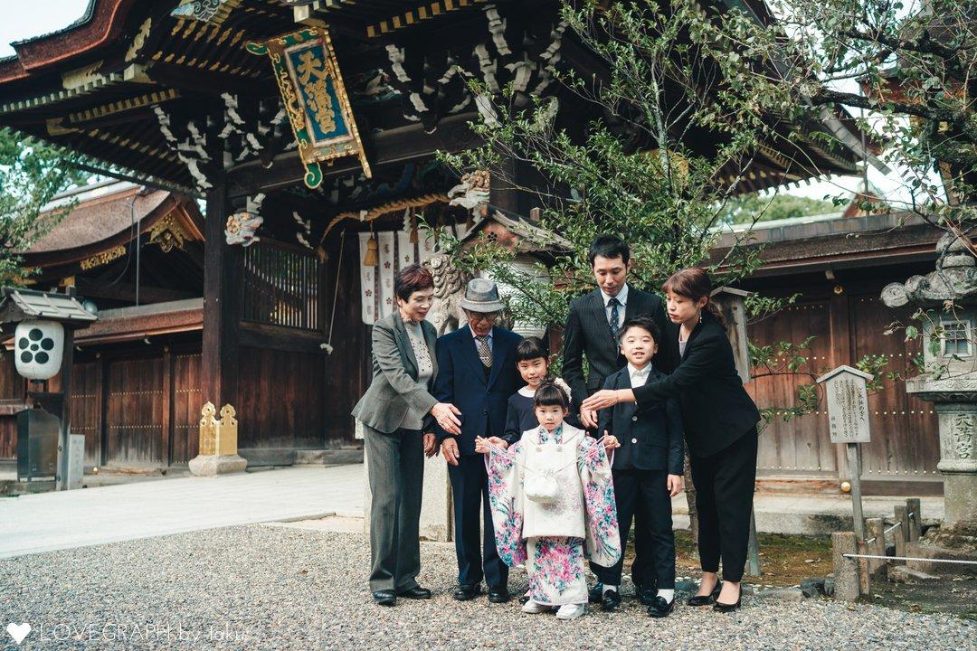 Mio 七五三 | 家族写真(ファミリーフォト)