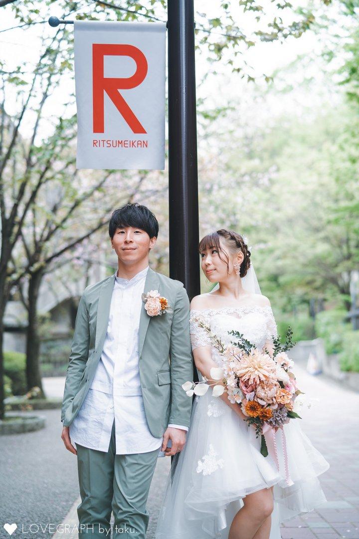 Takahiro × Rina | 夫婦フォト