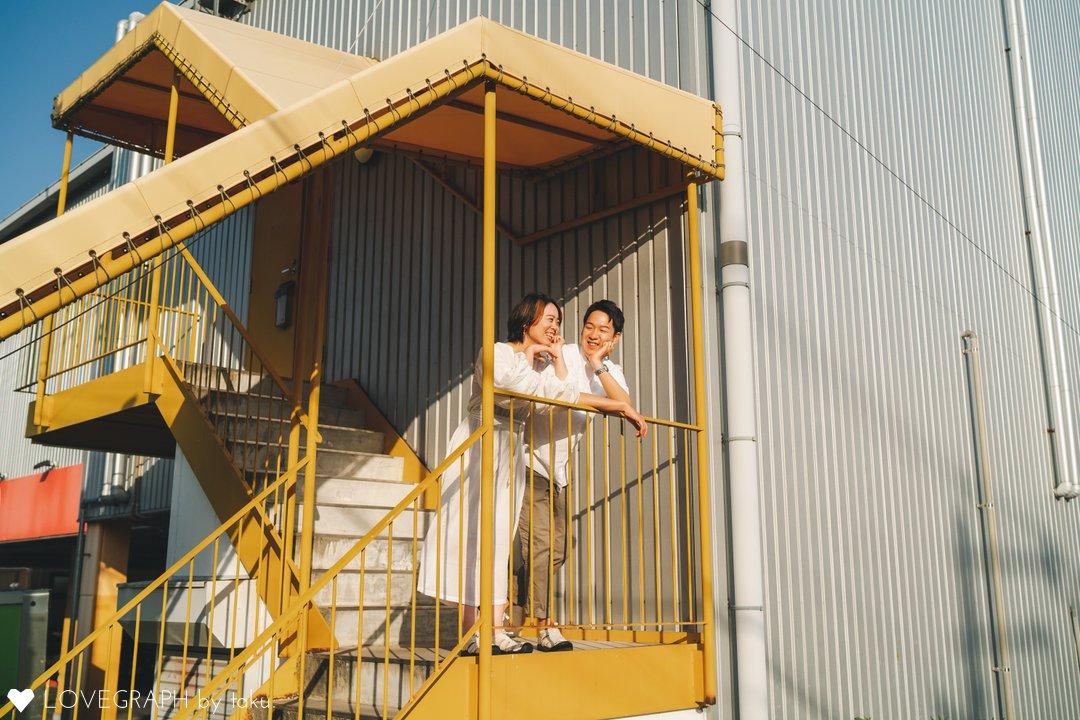 Satoki x Maria   夫婦フォト