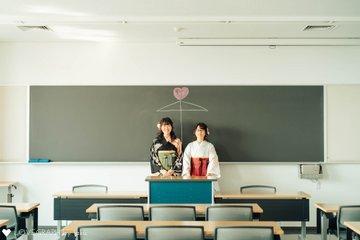 Miki&Hikari | フレンドフォト(友達)