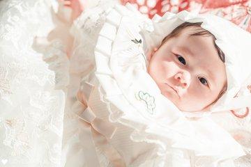 Emma's Omiyamairi | 家族写真(ファミリーフォト)