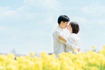 結婚式前撮り | 夫婦フォト