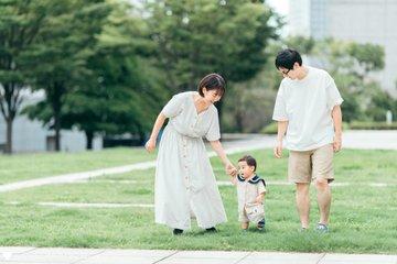 けいちゃん1歳バースデー | 家族写真(ファミリーフォト)
