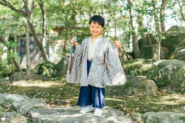 kouga&hiyori七五三 | 家族写真(ファミリーフォト)