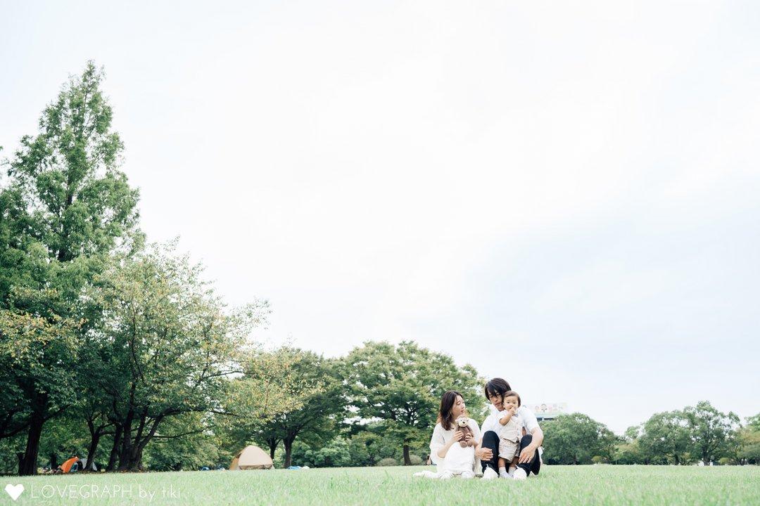 Ryuki 1st Birthday | 家族写真(ファミリーフォト)