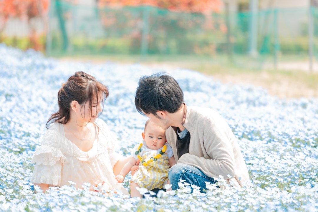 Fukushima Family   家族写真(ファミリーフォト)