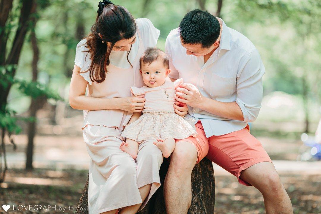 Vik Yuka Leah | 家族写真(ファミリーフォト)