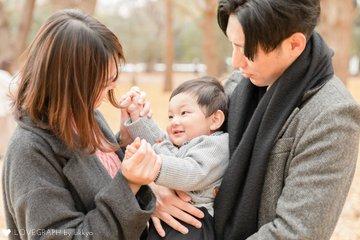 Y family   家族写真(ファミリーフォト)