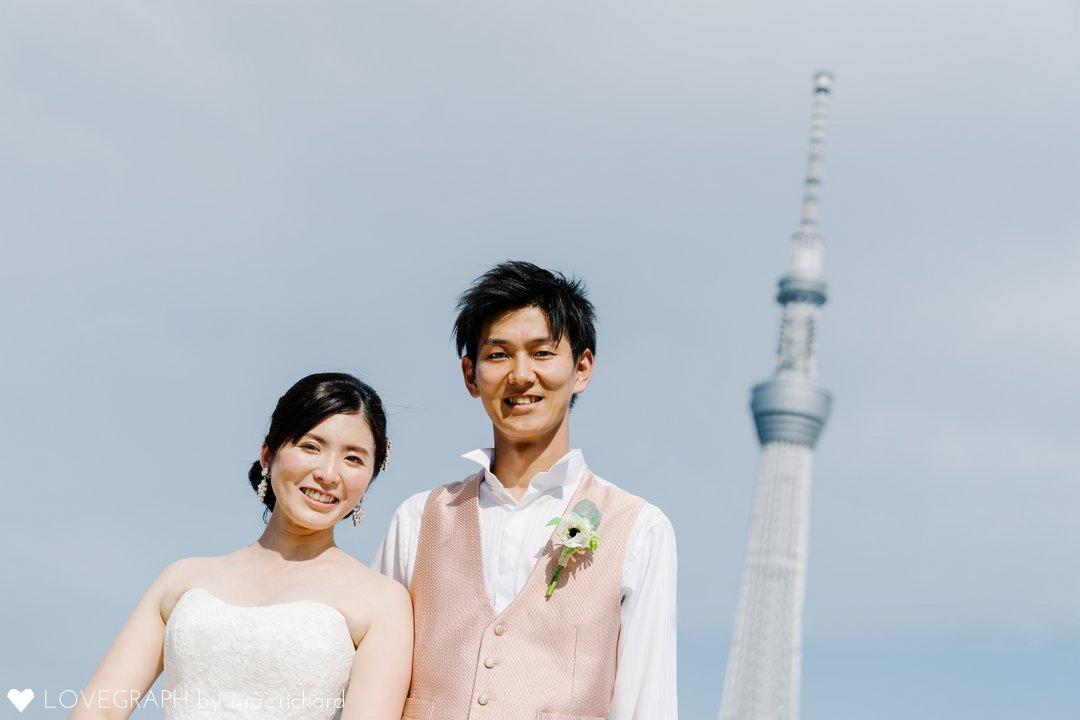 Yoriko×Ryuichi | 夫婦フォト