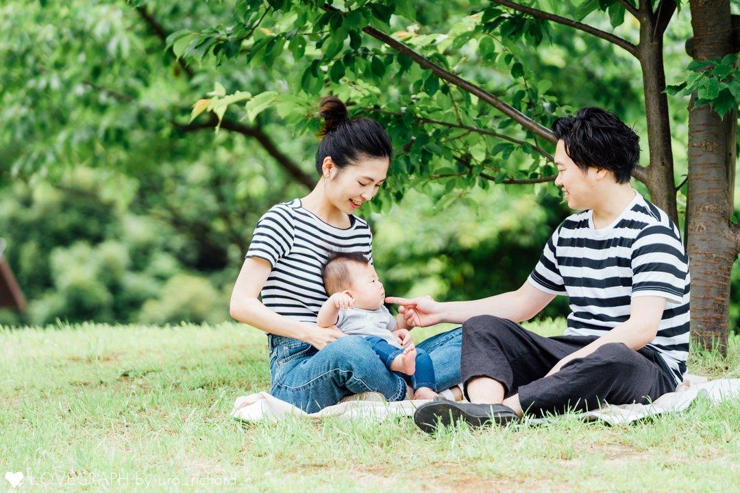 Miyamoto Family | 家族写真(ファミリーフォト)