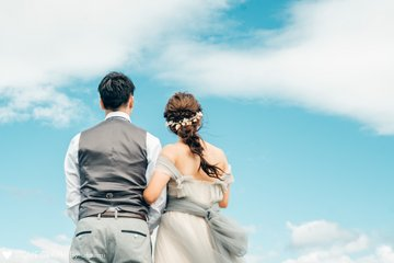 MY wedding | 夫婦フォト
