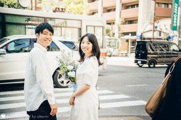 Shoma × Sayaka | 夫婦フォト