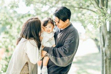 ののちゃん2歳 | 家族写真(ファミリーフォト)