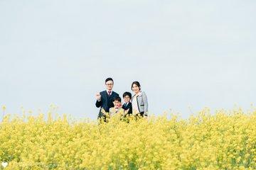 Yuzuki*Graduation | 家族写真(ファミリーフォト)