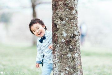 Raito 入園 | 家族写真(ファミリーフォト)
