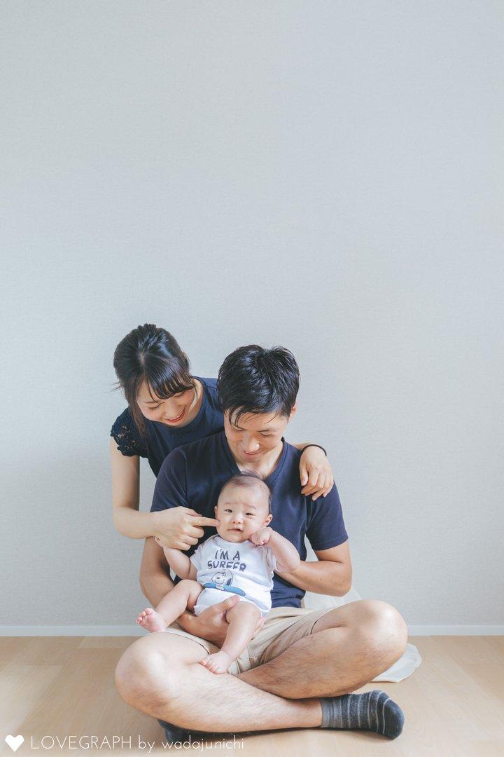 Irie Family | 家族写真(ファミリーフォト)
