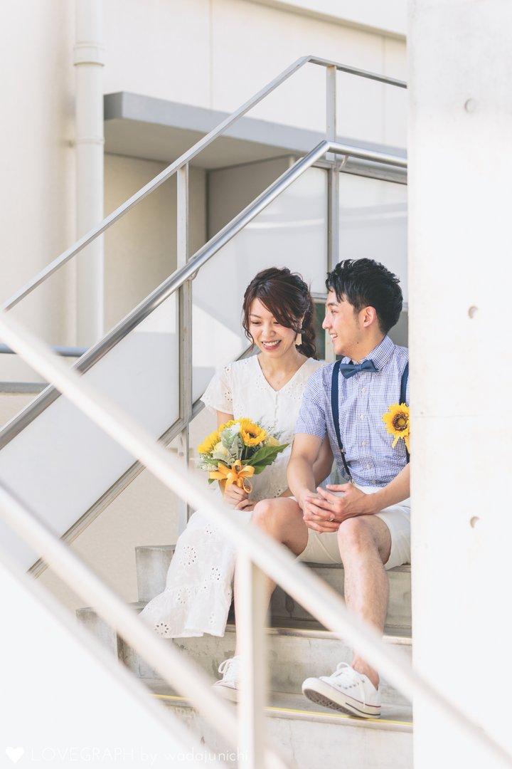 Yoshito & Riko | 夫婦フォト