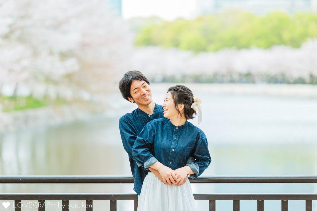 T×N 桜   カップルフォト