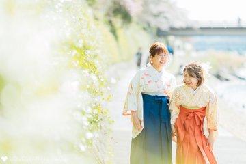Hirona & Ayane | フレンドフォト(友達)