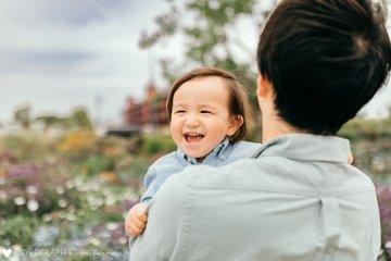 1歳半記念 | 家族写真(ファミリーフォト)