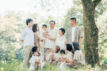 Kurita Family | 家族写真(ファミリーフォト)