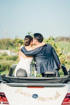 Garden Wedding | 夫婦フォト