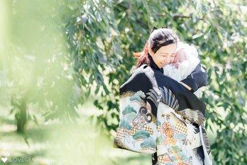 そうまお宮参り | 家族写真(ファミリーフォト)