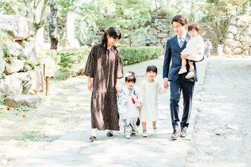 はなちゃんの七五三 | 家族写真(ファミリーフォト)