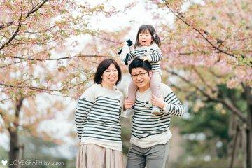 苺知香2歳誕生日 | 家族写真(ファミリーフォト)