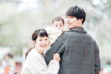 rui 100days | 家族写真(ファミリーフォト)