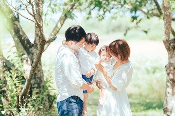 Chiaki × Yuuri  birthday | 家族写真(ファミリーフォト)
