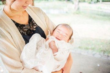 みずきお宮参り | 家族写真(ファミリーフォト)