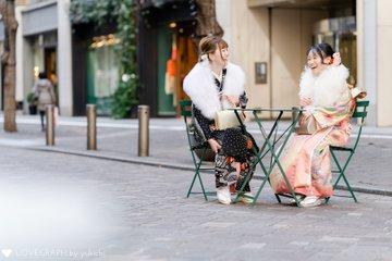 Miki × Sakura | フレンドフォト(友達)