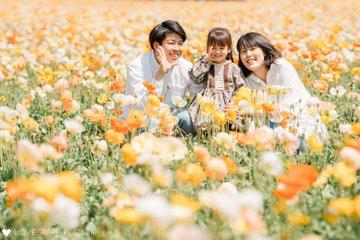 3st birthday × maternity | 家族写真(ファミリーフォト)