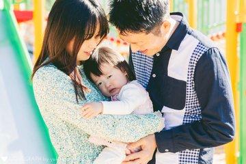 えま1歳 | 家族写真(ファミリーフォト)