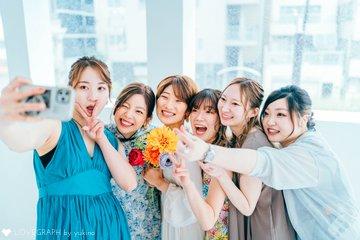 shiori's wedding | フレンドフォト(友達)