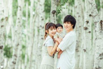 Hashiba Family | 家族写真(ファミリーフォト)