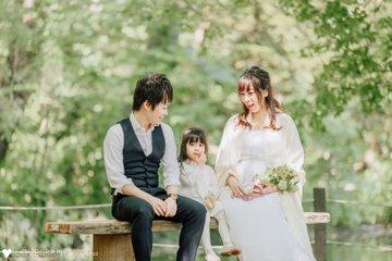 REIKA 3years Anniversary | 家族写真(ファミリーフォト)