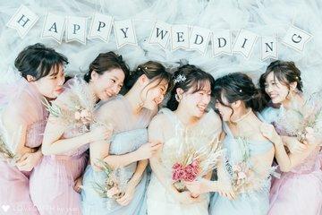 Runa Bridesmaids | フレンドフォト(友達)