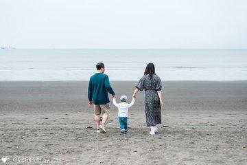 かいくん2歳記念写真 | 家族写真(ファミリーフォト)