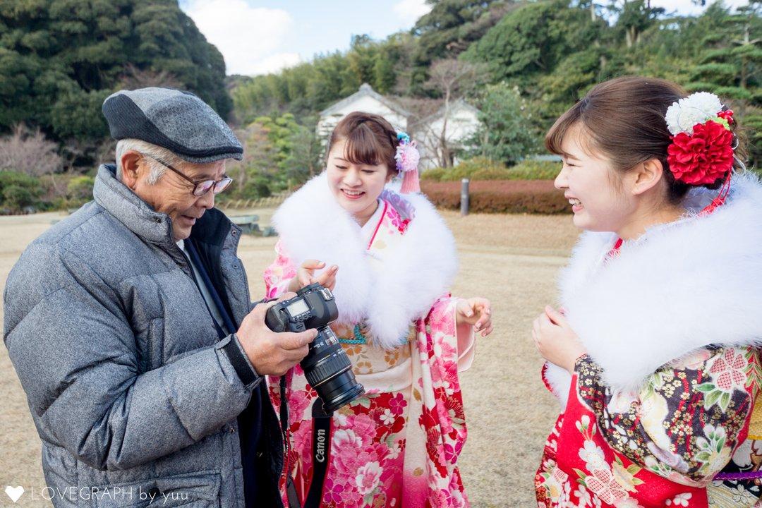 Mari×Juri | 家族写真(ファミリーフォト)