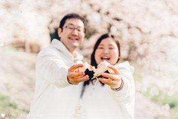 Yama×Iku Spring | 夫婦フォト