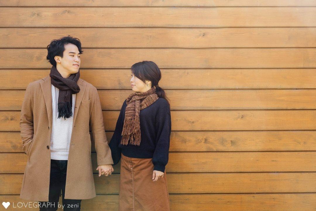 TAKUYA × MINORI   夫婦フォト