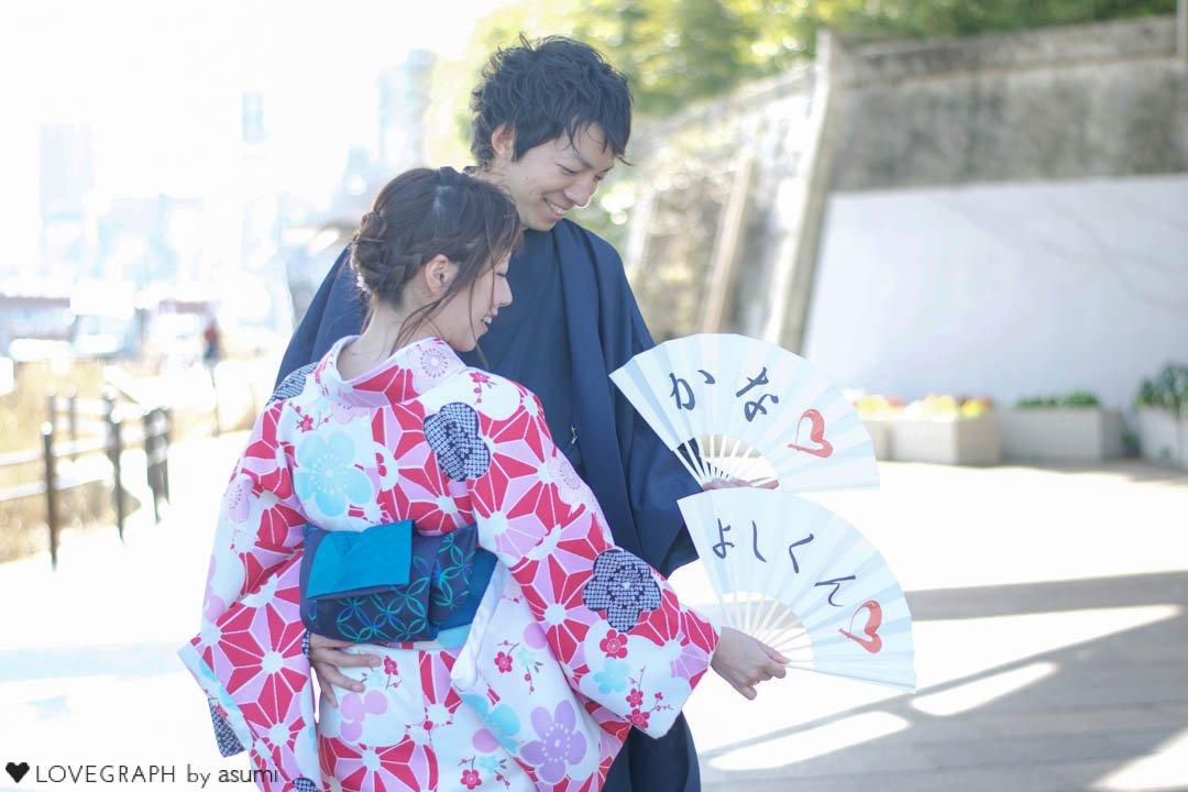 Yoshi × Kana   カップルフォト
