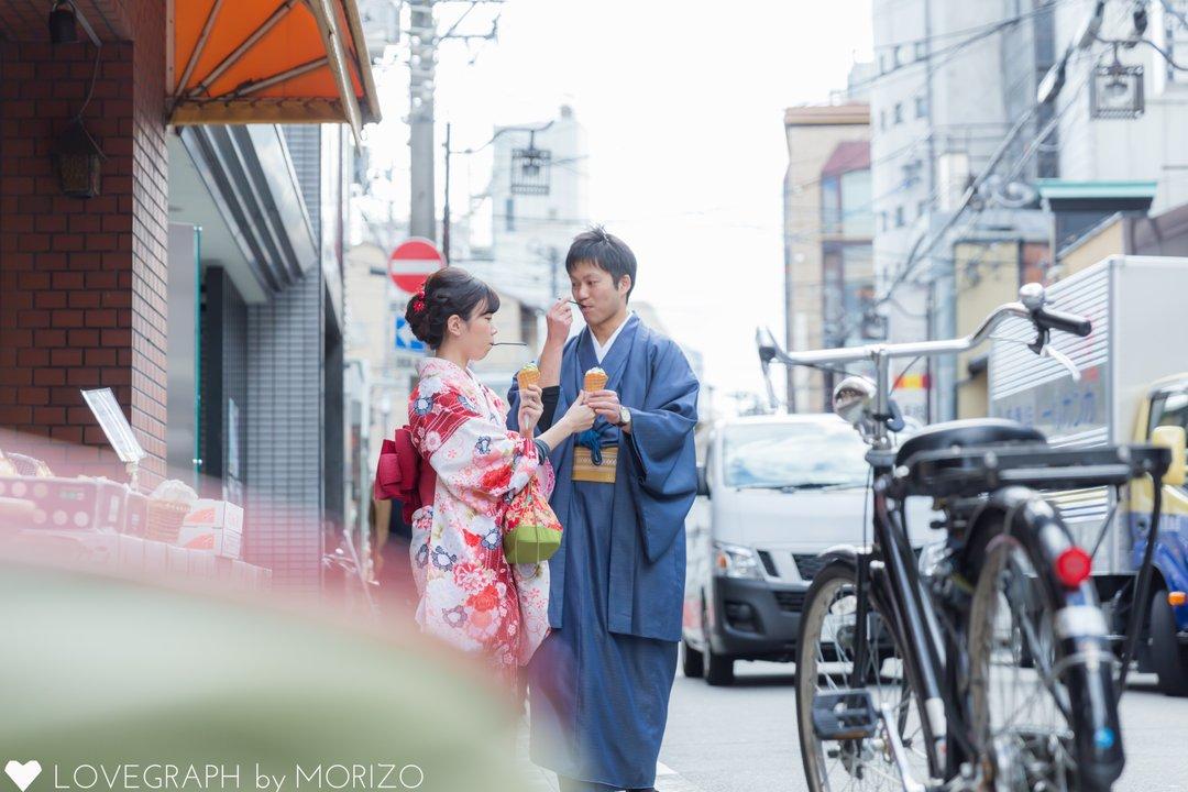 Ryuki × Maki   カップルフォト