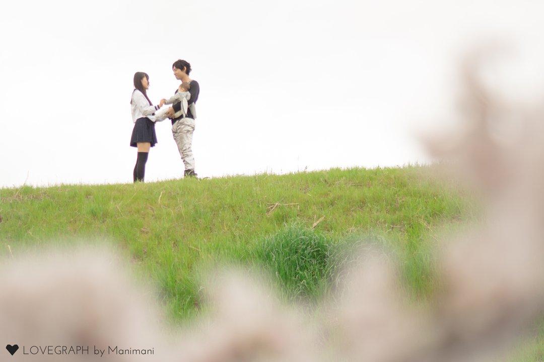 Shota × Akari   夫婦フォト