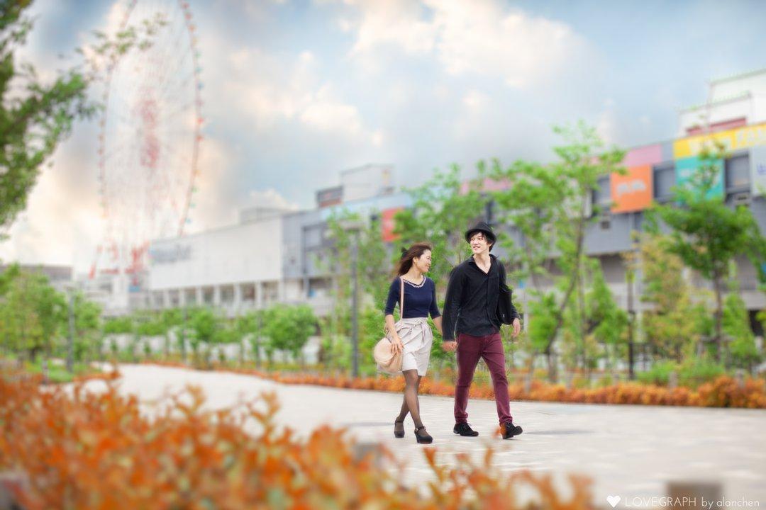 Junko × Tomohiro   カップルフォト