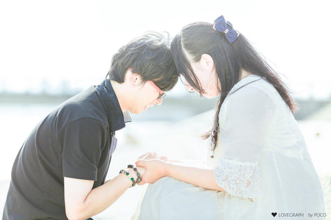 Risa × Yuuki   カップルフォト
